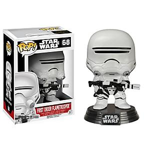 Läs mer om Star Wars: The Force Awakens flametrooper Pop! Funko vinylfigur