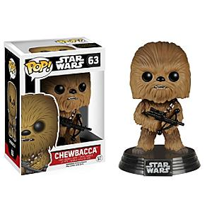 Läs mer om Star Wars: The Force Awakens Chewbacca Pop! Funko vinylfigur