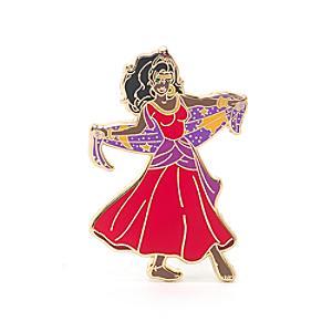 Läs mer om Esmeralda pin i begränsad upplaga, Ringaren i Notre Dame