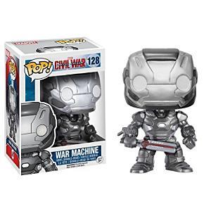 Läs mer om War Machine Pop! Vinylfigur från Funko, Captain America: Civil War