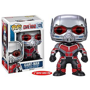 Läs mer om Giant-Man Stor Pop! Vinylfigur från Funko, Captain America: Civil War