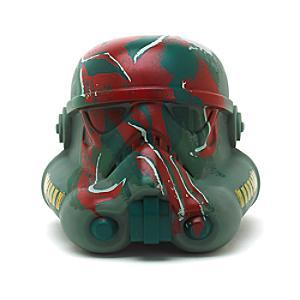 Läs mer om Boba Fett, Legion Helmet-serien