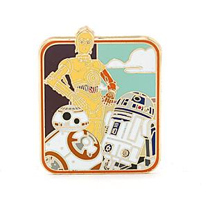 Läs mer om Star Wars: The Force Awakens pin i begränsad upplaga