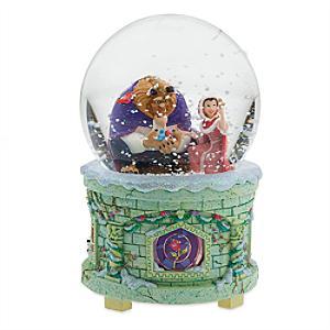 Läs mer om Art of Belle upplyst snöglob med speldosa