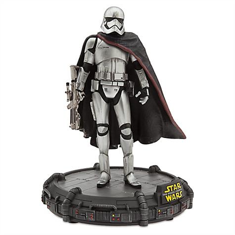 Figurine Captain Phasma en édition limitée, Star Wars : Le Réveil de la Force