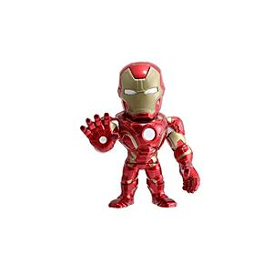 Läs mer om Iron Man Metals 10 cm diecast-figur, Captain America: Civil War