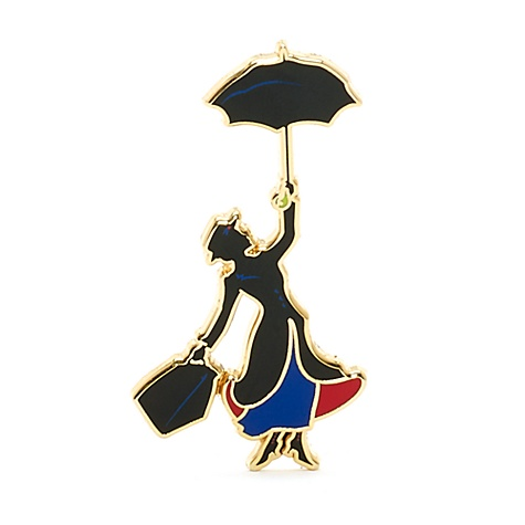 Pin\'s Marie Poppins en édition limitée