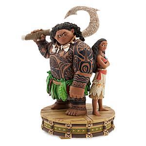 Läs mer om Vaiana statyett i begränsad upplaga