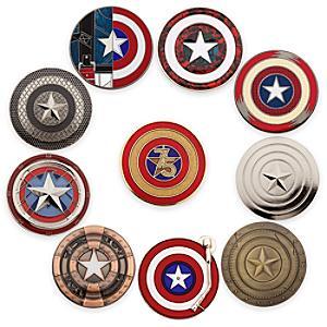 Läs mer om Captain America 75-årsjubileum pinset i begränsad upplaga