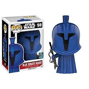 Läs mer om Star Wars blå senatsvakt Pop! Vinyl-figur från Funko