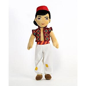 Aladdin Soft Toy Doll Aladdin The Musical