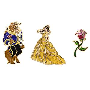 Läs mer om Art of Belle pins i begränsad upplaga, 3 st