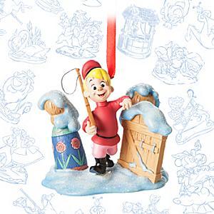 Läs mer om Peter och vargen Sketchbook Ornament Collection