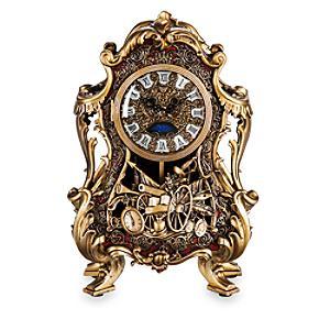 Läs mer om Clocksworth klocka, begränsad upplaga, Skönheten och Odjuret