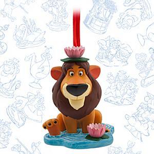Läs mer om Det fåraktiga lejonet ornament