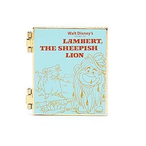 Läs mer om Lambert, det fåraktiga lejonet-pin