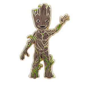 Läs mer om Groot pin i begränsad upplaga, Guardians of the Galaxy