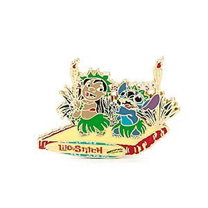 Läs mer om Lilo & Stitch pin i begränsad upplaga