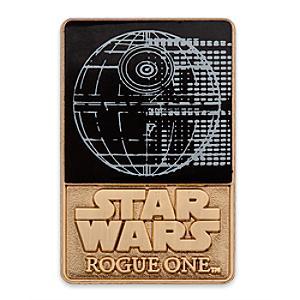 Läs mer om Death Star-nål, Rogue One: A Star Wars Story