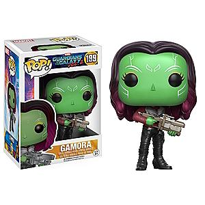 Läs mer om Gamora Pop! Vinylfigur av Funko, Guardians of the Galaxy Vol. 2