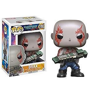 Läs mer om Drax Pop! Vinylfigur av Funko, Guardians of the Galaxy Vol. 2