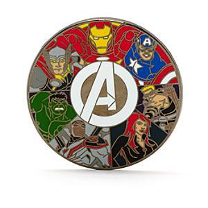 Läs mer om Avengers pin i begränsad upplaga