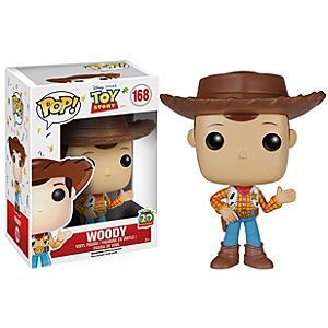 Läs mer om Toy Story Woody Pop! Vinylfigur från Funko