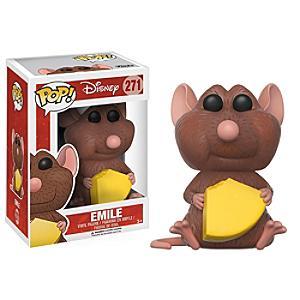 Läs mer om Emile Pop!- figur av vinyl från Funko, Råttatouille