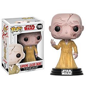 Läs mer om Supreme-ledaren Snoke Pop! Figur från Funko, Star Wars: The Last Jedi