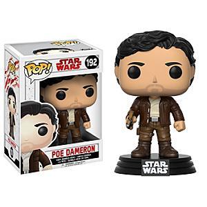 Läs mer om Poe Dameron Pop! Figur från Funko, Star Wars: The Last Jedi