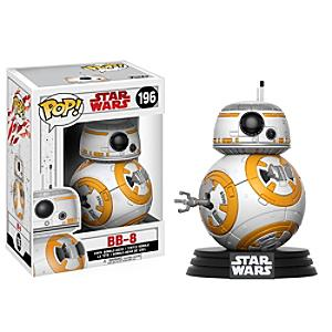 Läs mer om BB-8 Pop! Figur från Funko, Star Wars: The Last Jedi