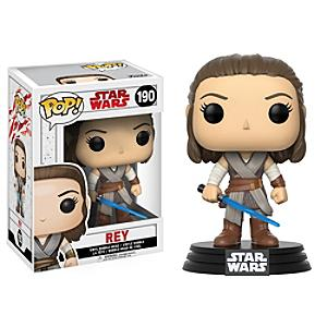 Läs mer om Rey Pop! Figur från Funko, Star Wars: The Last Jedi