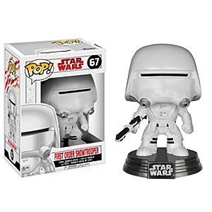 Läs mer om Snowtrooper Pop! Vinylfigur från Funko, Star Wars: The Last Jedi
