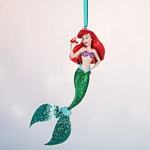 Läs mer om Ariel juldekoration, Den lilla sjöjungfrun