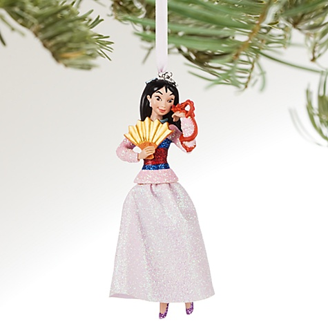 Décoration de Noël Mulan