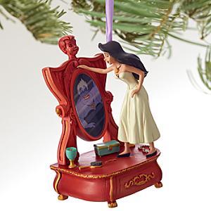 Läs mer om Ursula som Vanessa juldekoration, Den lilla sjöjungfrun