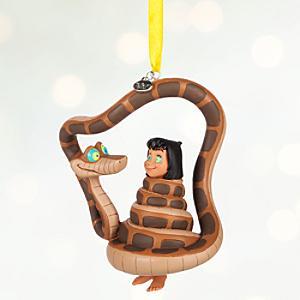Läs mer om Mowgli och Kaa juldekoration