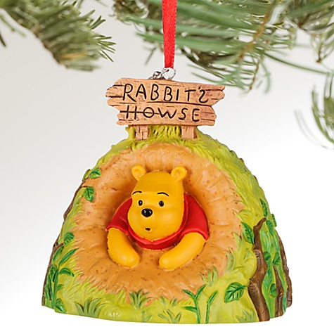 Décoration de Noël Winnie l'Ourson