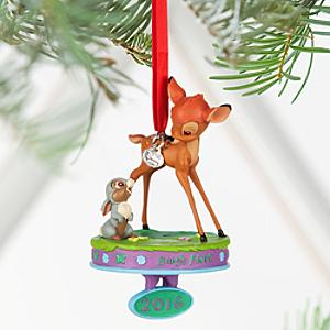 Läs mer om Bambi juldekoration