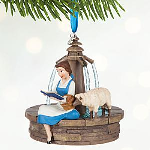 Läs mer om Belle sjungande juldekoration