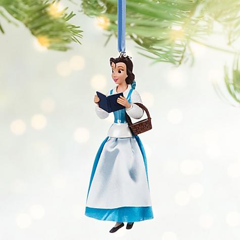 Décoration de Noël Belle