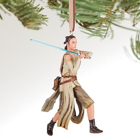 Décoration de Noël Rey, Star Wars : Le Réveil de la Force