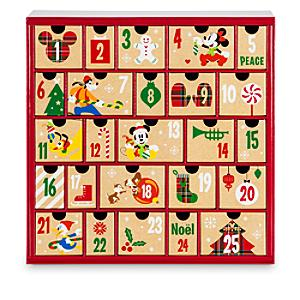 Mickey Mouse And Friends Christmas Advent Calendar