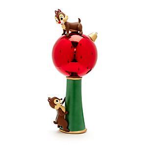 Läs mer om Piff och Puff lysande julgranstopp