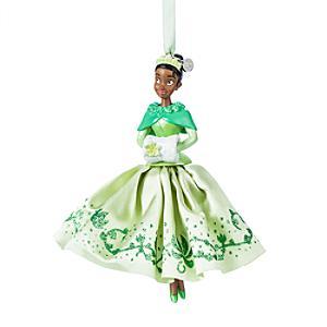 Läs mer om Tiana Hängande ornament, Prinsessan och grodan