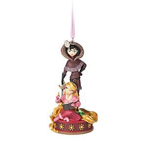 Läs mer om Rapunzel och Cassandra Hängande Ornament, Trassel-serien