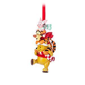 Läs mer om Nalle Puh hängande ornament