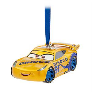 Läs mer om Cruz Ramirez hängande ornament, Disney Pixar Bilar 3
