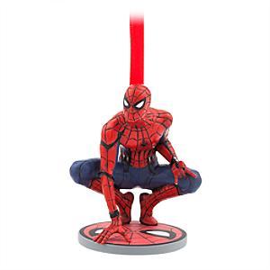 Läs mer om Spider-Man hängande ornament