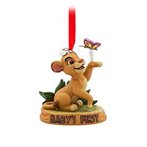 Läs mer om Simba hängande ornament, Lejonkungen
